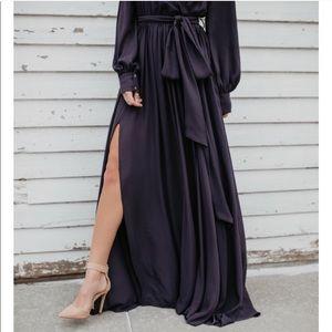 Vici Dresses - Vici Long Sleeve Diana Maxi Dress